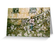 When Have All the Flowers Gone? Greeting Card
