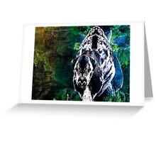 Dinosaur Dreaming Greeting Card