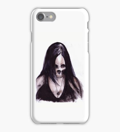 Dead-She iPhone Case/Skin