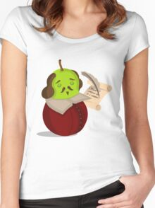 Shakes-pear Women's Fitted Scoop T-Shirt