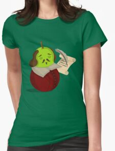 Shakes-pear Womens Fitted T-Shirt