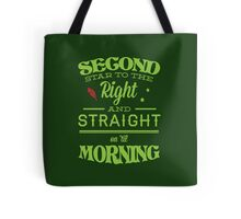 Peter Pan Neverland  - Second Star Tote Bag