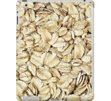 Raw Oats iPad Case/Skin