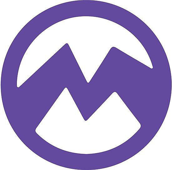 Quot Purple Evil Minion Logo El Macho Quot Photographic Prints By
