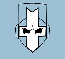 Castle Crashers| Minimal Helmet Unisex T-Shirt