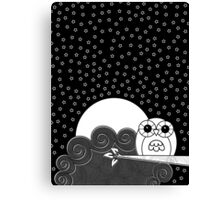 Whoot Owl Canvas Print