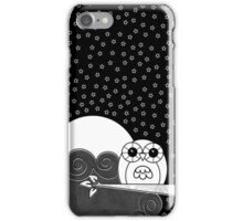 Whoot Owl iPhone Case/Skin