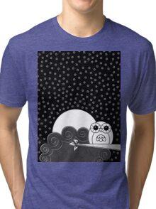 Whoot Owl Tri-blend T-Shirt