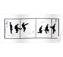 Ministry of silly walks Poster