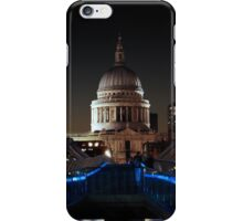 St Paul at Nightfall iPhone Case/Skin