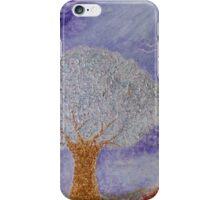 Nature.Tree of life. Painting. Acrylic.  iPhone Case/Skin