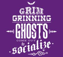 Haunted Mansion - Grim Grinning Ghosts by tonysimonetta