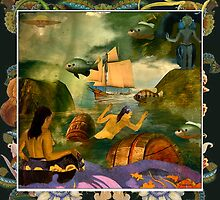 Tropical Magic Realism  by jana108