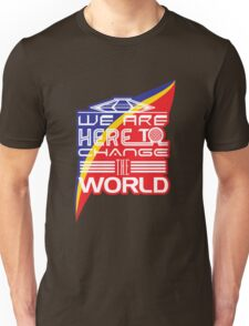 Captain EO - Change the World Unisex T-Shirt