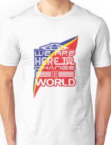 Captain EO - Change the World Unisex T-Shirt