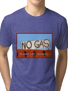 No Gas @ James Price Point Tri-blend T-Shirt