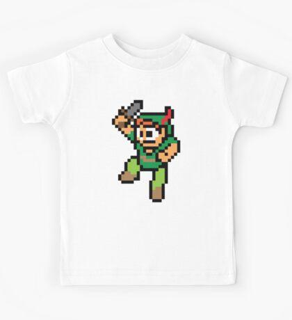 Mega Pan / Pixel Peter Kids Tee
