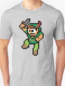 Mega Pan / Pixel Peter Unisex T-Shirt