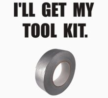 Duct Tape Tool Kit Kids Clothes