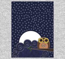 Night Owl Kids Tee