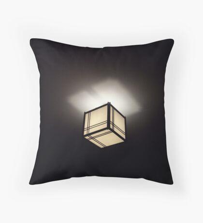 Personal Enlightement Throw Pillow