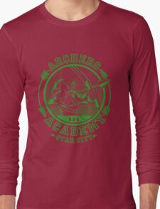 ARCHERS ACADEMY Long Sleeve T-Shirt