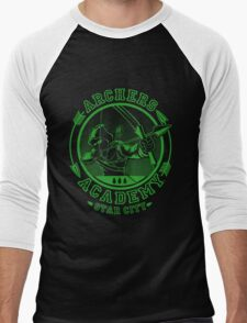 ARCHERS ACADEMY Men's Baseball ¾ T-Shirt