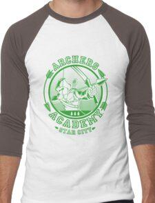ARCHERS ACADEMY Men's Baseball ¾ T-Shirt
