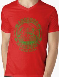 ARCHERS ACADEMY Mens V-Neck T-Shirt