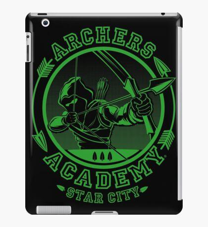 ARCHERS ACADEMY iPad Case/Skin