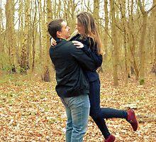 Adam & Emily by mhphotographyuk