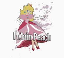 I Main Peach - Super Smash Bros. by PrincessCatanna