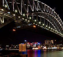 Sydney Harbour Bridge by Sylvia Wu