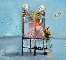 twins by Valeriu Buev
