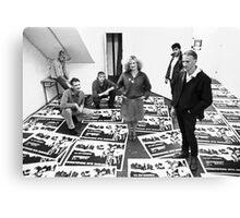 The All Out Ensemble at Art Unit Canvas Print