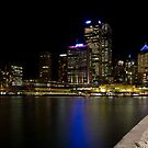 Sydney Harbour by Sylvia Wu