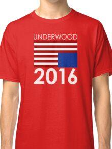 UNDERWOOD 2016 Classic T-Shirt