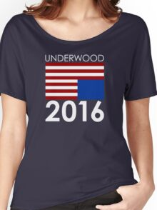 UNDERWOOD 2016 Women's Relaxed Fit T-Shirt