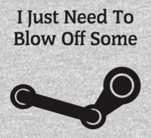 I Just Need To Blow Off Some Steam by BearWithAKnife-