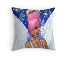 Heavenly Sensational Throw Pillow