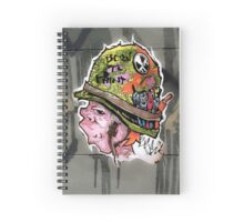 Born to paint! Spiral Notebook