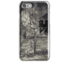 Infrared home iPhone Case/Skin