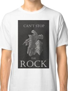 Can't stop the rock Classic T-Shirt