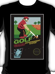 GOLF NES Box cover T-Shirt