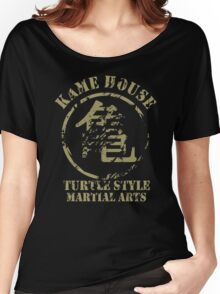 Kame House Symbol Women's Relaxed Fit T-Shirt