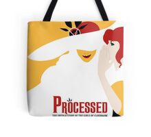 Processed - A Transistor & Wicked Mash Up Tote Bag
