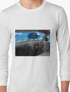 Lincoln-Zephyr Long Sleeve T-Shirt