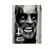 Stephen King Diamond Art Print