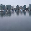 Masts, Vancouver, Canada, 2007 by Chris Culy