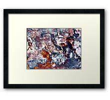 Life Evolving Framed Print